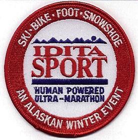Iditasport patch