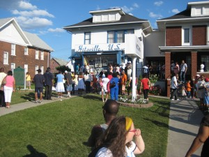 Michael Jackson fans mourn his death at the Motown Museum in Detroit